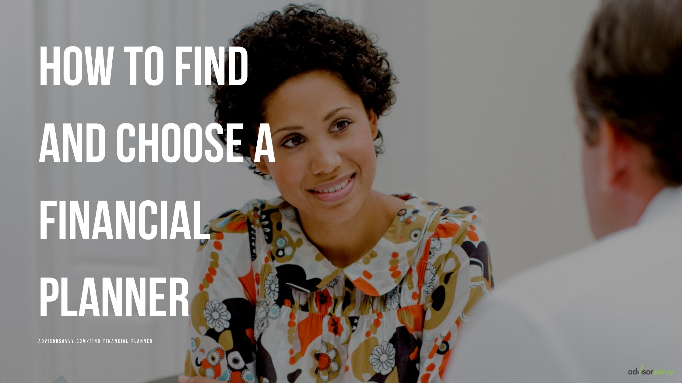 Find financial planner Canada blog