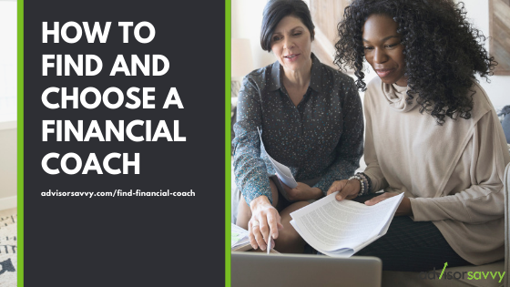 How to find and choose a financial coach canada