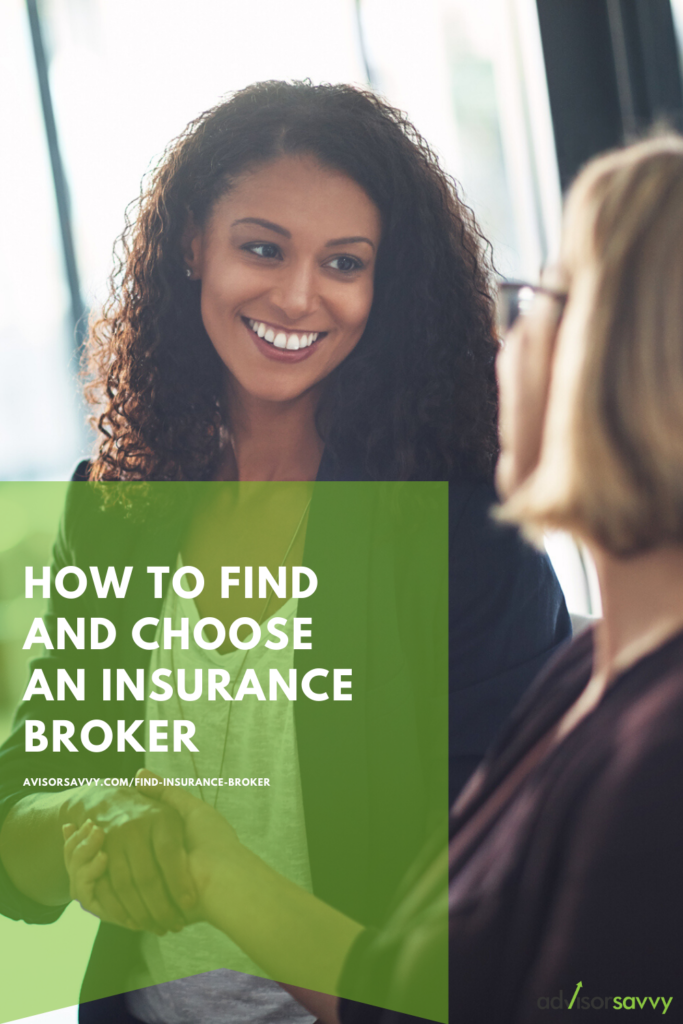 find and choose insurance broker canada