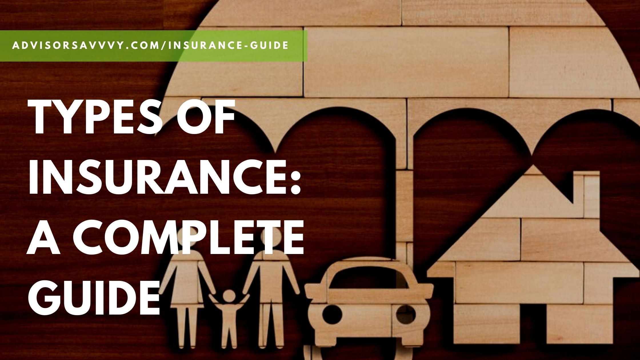 types of insurance canada