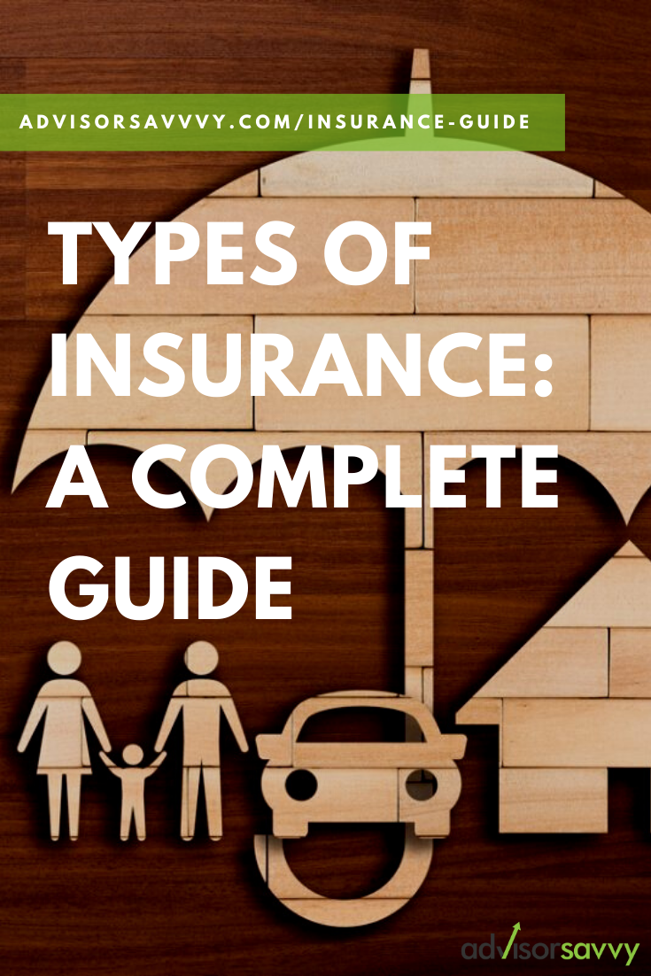 Types of Insurance in Canada