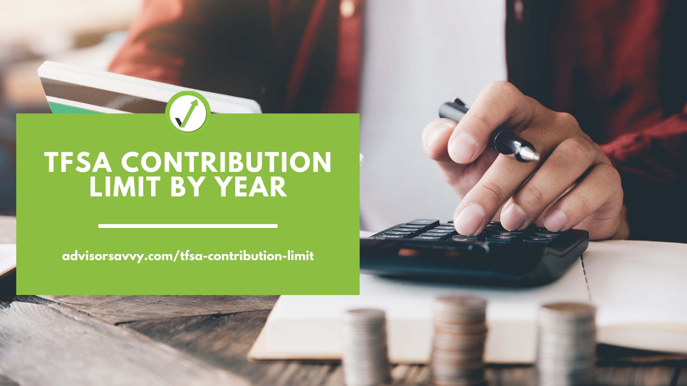 TFSA Contribution Limit By Year