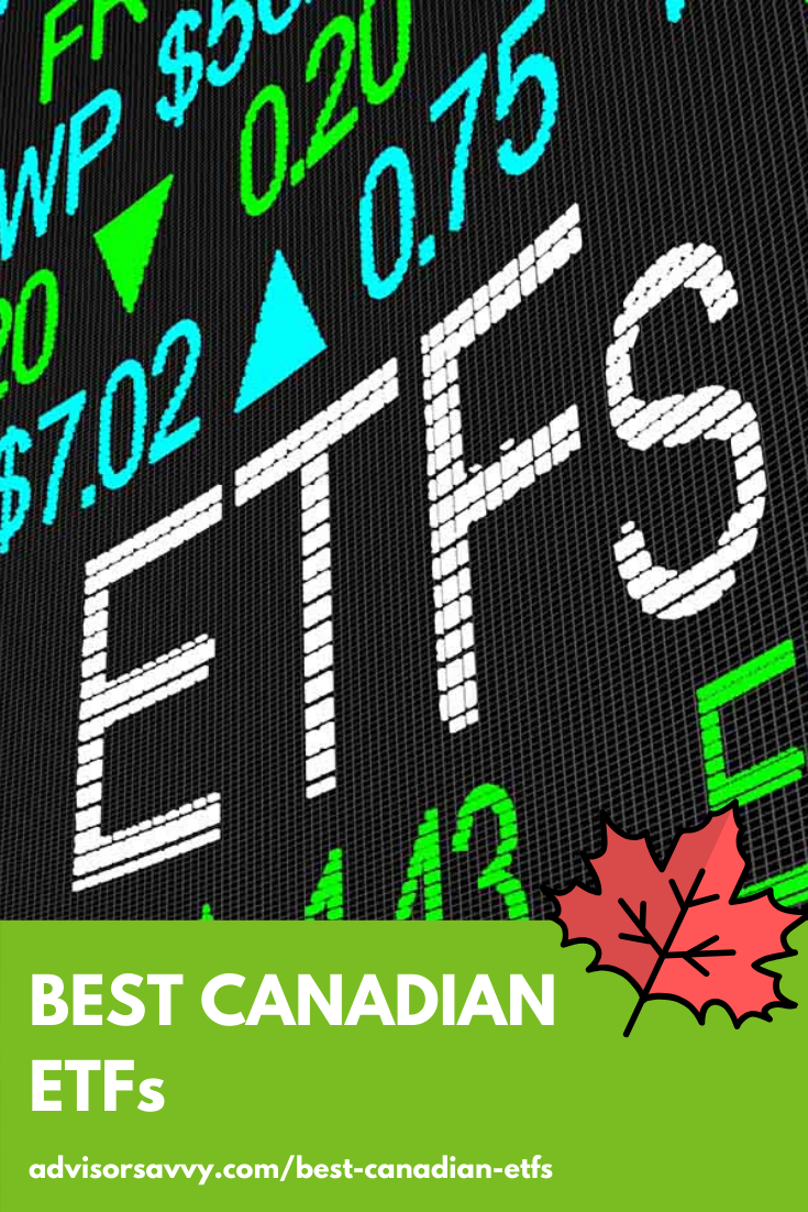 Best Canadian Etfs