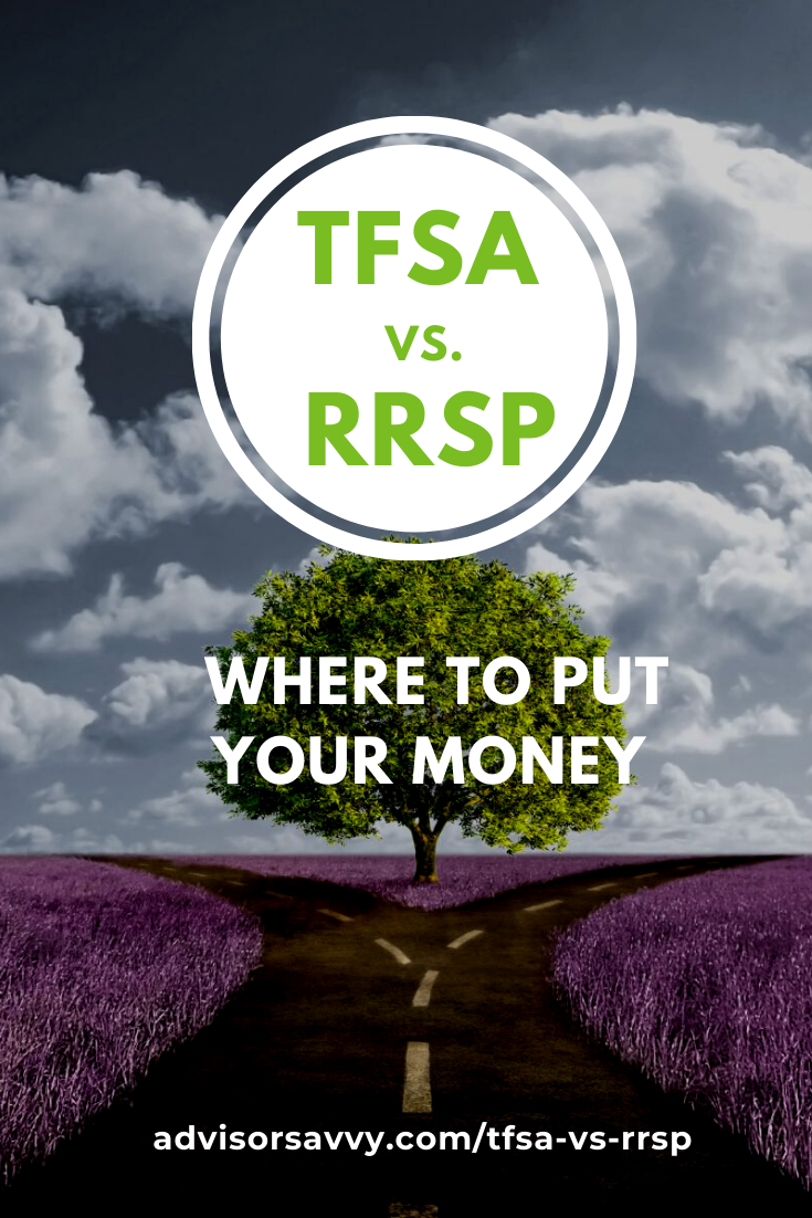 TFSA vs. RRSP Canada