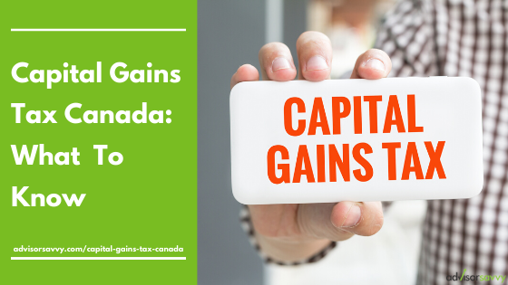 Capital Gains Tax Canada