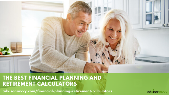 Best financial and retirement calculators Canada