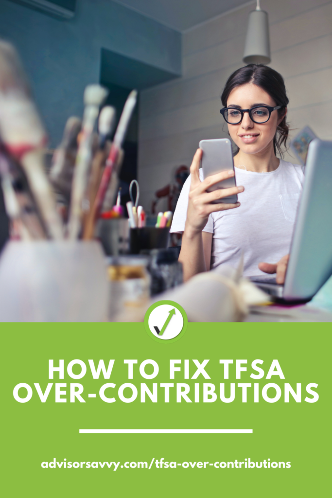 How to fix TFSA over-contributions
