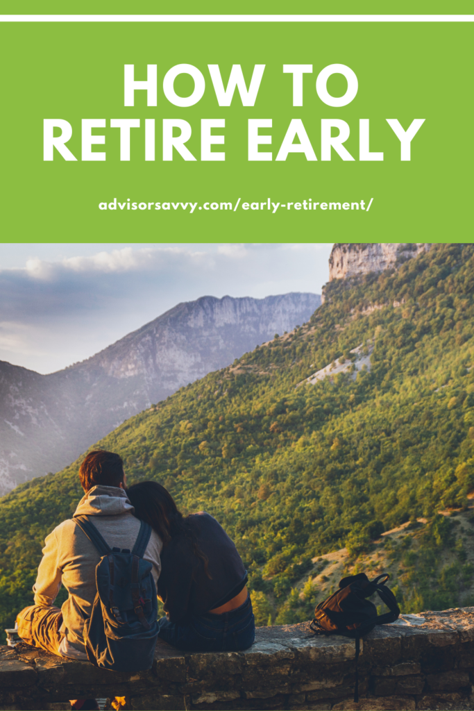 How to retire early in Canada