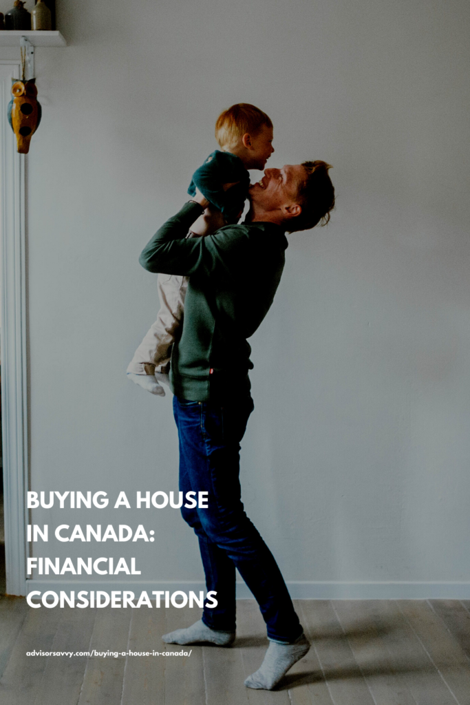 Buying a house in Canada